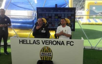 """Dietrofront Cassano: """"Resto al Verona"""""""