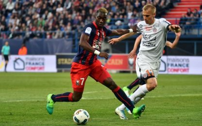 Inter, niente Karamoh: salta intesa con il Caen