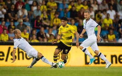 Euro-Atalanta, battuto il Borussia Dortmund 1-0