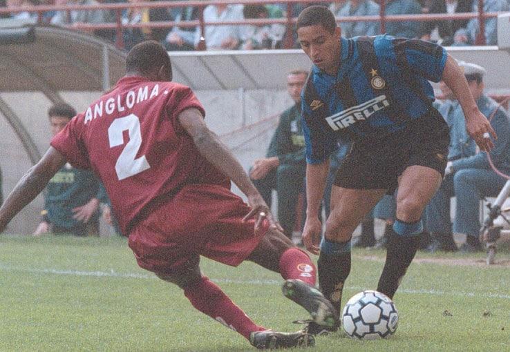 Roberto Carlos in nerazzurro