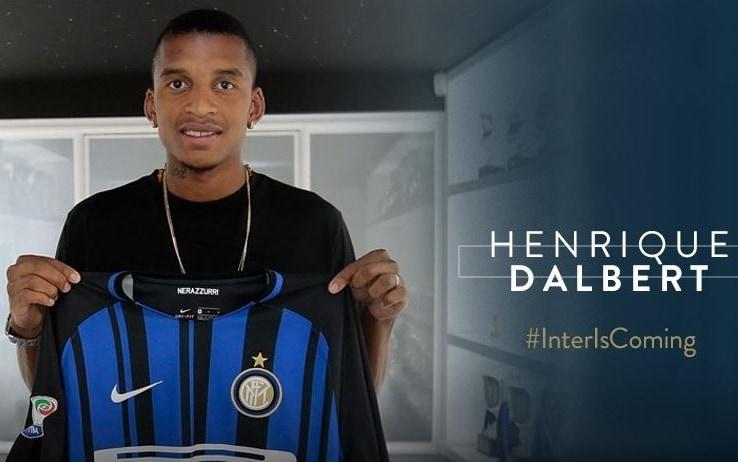 Calciomercato Inter, ufficiale Dalbert: cifre e retroscena   Sky Sport