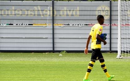 Dortmund: prolungata la sospensione di Dembelè