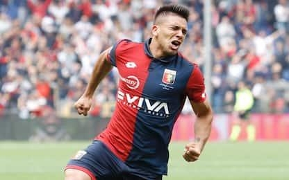 """Genoa, il saluto a Simeone: """"Bello averti con noi"""""""