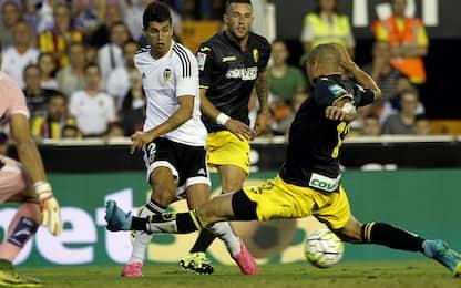 Inter-Valencia, idea scambio Kondogbia-Cancelo