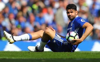 Chelsea, Diego Costa forza la mano per l'Atletico