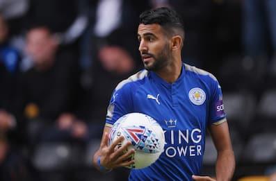 Manchester City-Leicester, accordo per Mahrez