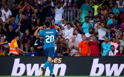 Real Madrid, lo speciale record di Marco Asensio