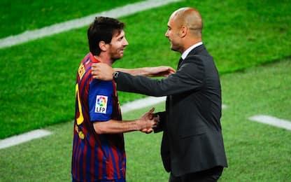"""Pep tifoso blaugrana: """"Messi al City? Spero di no"""""""