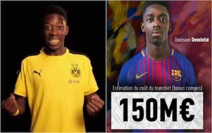 Barça, è fatta per Dembélé: al Dortmund 150 mln