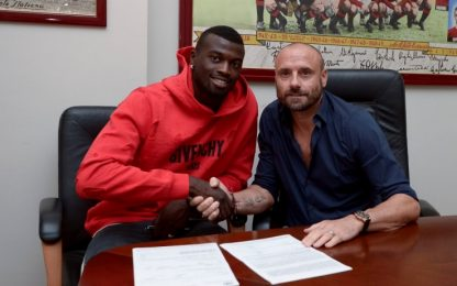 Torino, ufficiale Niang. M. Lopez all'Udinese