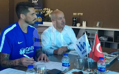 Milan, Sosa a Istanbul: ha firmato col Trabzonspor