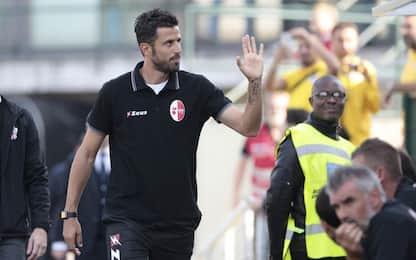 """Bari, Grosso: """"Non vogliamo accontentarci"""""""