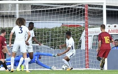 Youth League, Roma battuta dal Chelsea