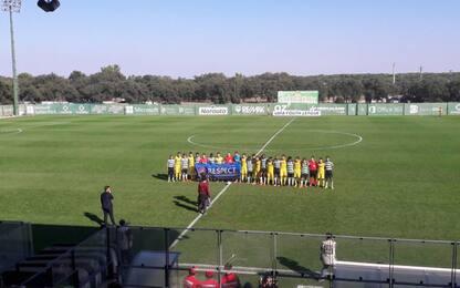 Youth League, Juve ko a Lisbona