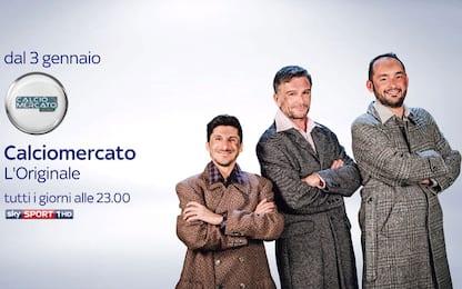Calciomercato L'Originale torna fino al 31 gennaio