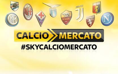 Calciomercato, tutte le trattative del 14 giugno