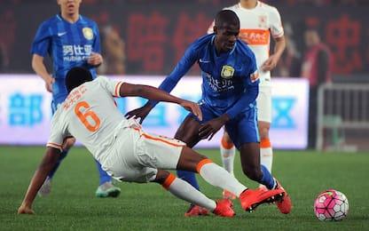 Ramires, così potrebbe giocare nell'Inter