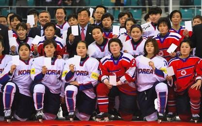 Olimpiadi, Corea propone squadra unica di hockey