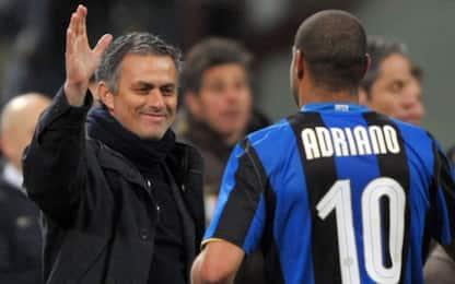 """Adriano: """"Rafinha top, quell'incontro con Mou..."""""""