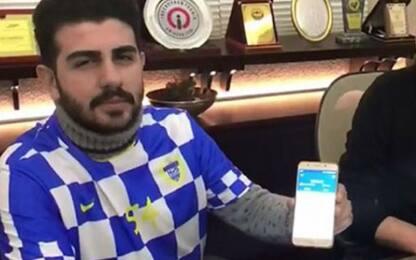 In Turchia il primo calciatore pagato in bitcoin