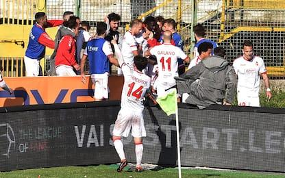 Nené e Cissé rimontano l'Avellino: Bari vince 2-1