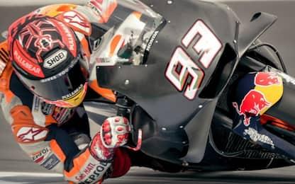 Test Jerez, Zarco il più veloce. Honda con le ali