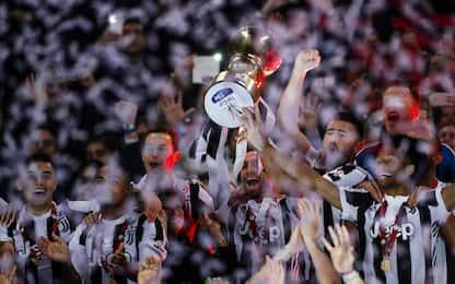 Poker al Milan, la Juve vince la Coppa Italia