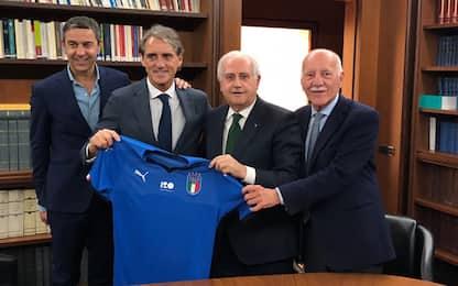 Italia, Mancini nuovo Ct: presentazione alle 12