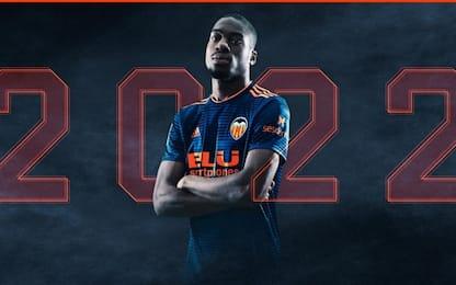 Valencia, riscattato Kondogbia: 25 mln all'Inter