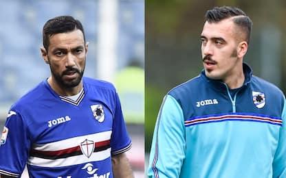 Quaglia, Viviano e Silvestre: mezza Samp al Parma?