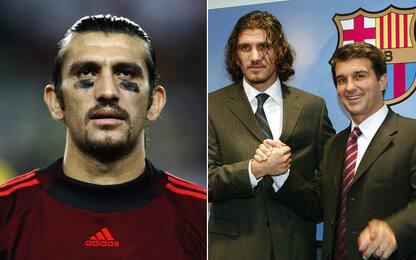 Comete Mondiali, Rustu: idolo turco, flop al Barça