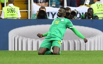 Niang fa sognare il Senegal: Polonia battuta 2-1