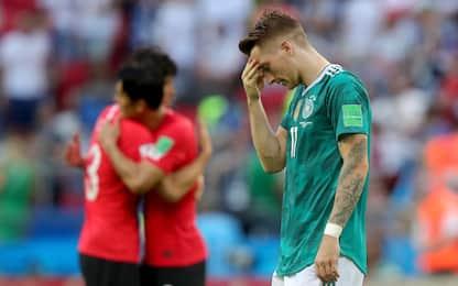 Anche la Germania ha la sua Corea: tedeschi out