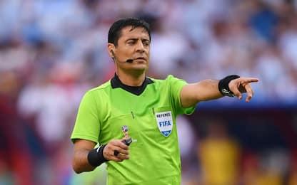 Seleçao a Rocchi, ma in finale arbitro iraniano?