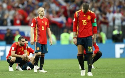 Spagna: Iniesta lascia, Ramos resta. E Hierro?