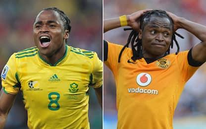 Comete Mondiali, Tshabalala e i gol impossibili