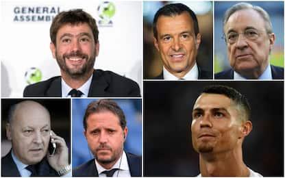 Cristiano Ronaldo-Juve, le tappe della trattativa