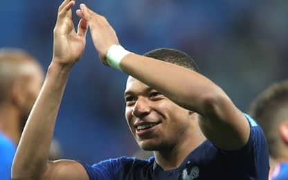 "Mbappé allena lo spagnolo: ""La Croazia ha cojones"""