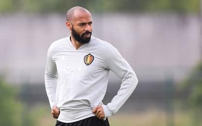 Henry parte dalla Ligue 1: allenerà il Bordeaux