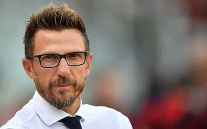 Roma, 7 gare in 21 giorni: Florenzi vede il Real