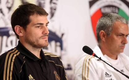 Casillas contro Mou. La risposta è al veleno