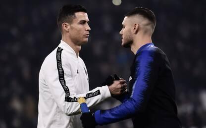 """Wanda: """"Inter voleva vendere Mauro alla Juve"""""""