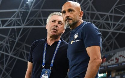 """Carletto e lo strano Natale: ecco la """"sua"""" Inter"""