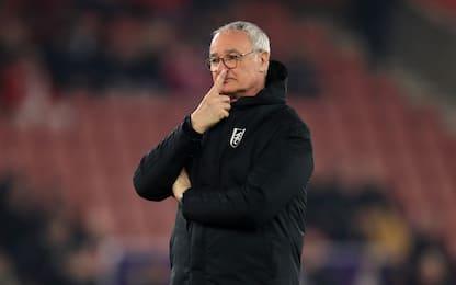 Fulham, esonerato Ranieri. Squadra a Scott Parker