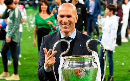 Zidane, Real un ripiego: era fatta col Bordeaux!
