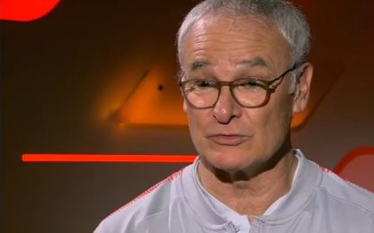 """Ranieri: """"Non ho dormito, futuro in 12 giornate"""""""