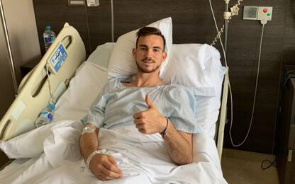 "Fabian Ruiz in ospedale per un virus: ""Tutto ok"""