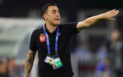 Cina, debutto amaro per Cannavaro: subito ko