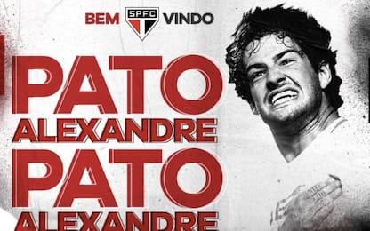 """Pato """"ritorna al futuro"""": ha firmato col San Paolo"""