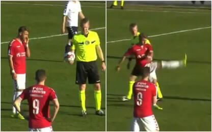 Gol da palla contesa: Vejle fa segnare Aarhus